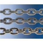 Acco 1/4in G43 Hot-Galvanized Chain, Per Foot