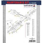Lofrans Windlass Maintenance Kit for Falkon