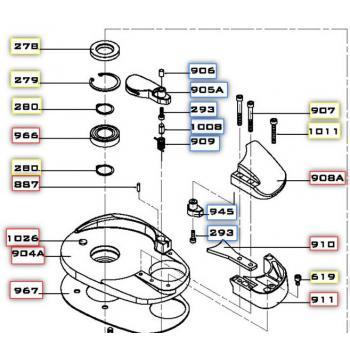 Lofrans Windlass Parts