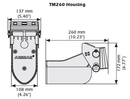 Airmar TM260 w/V2 cket for Northstar/Navman on faria wiring diagrams, millenia wiring diagrams, motorguide wiring diagrams, garmin wiring diagrams, standard horizon wiring diagrams, newmar wiring diagrams, minn kota wiring diagrams, kenwood wiring diagrams, miscellaneous wiring diagrams, lowrance wiring diagrams, blue sea systems wiring diagrams, boss audio wiring diagrams, gm oxygen sensor wiring diagrams, rca wiring diagrams, directv wiring diagrams, raymarine wiring diagrams, coleman wiring diagrams,