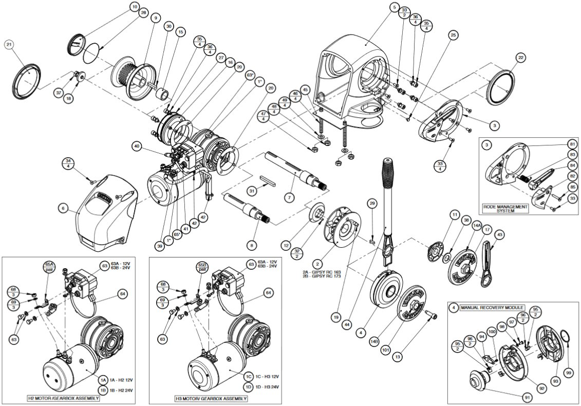 Mobilia  Contactor As An Important Part Of The Motor