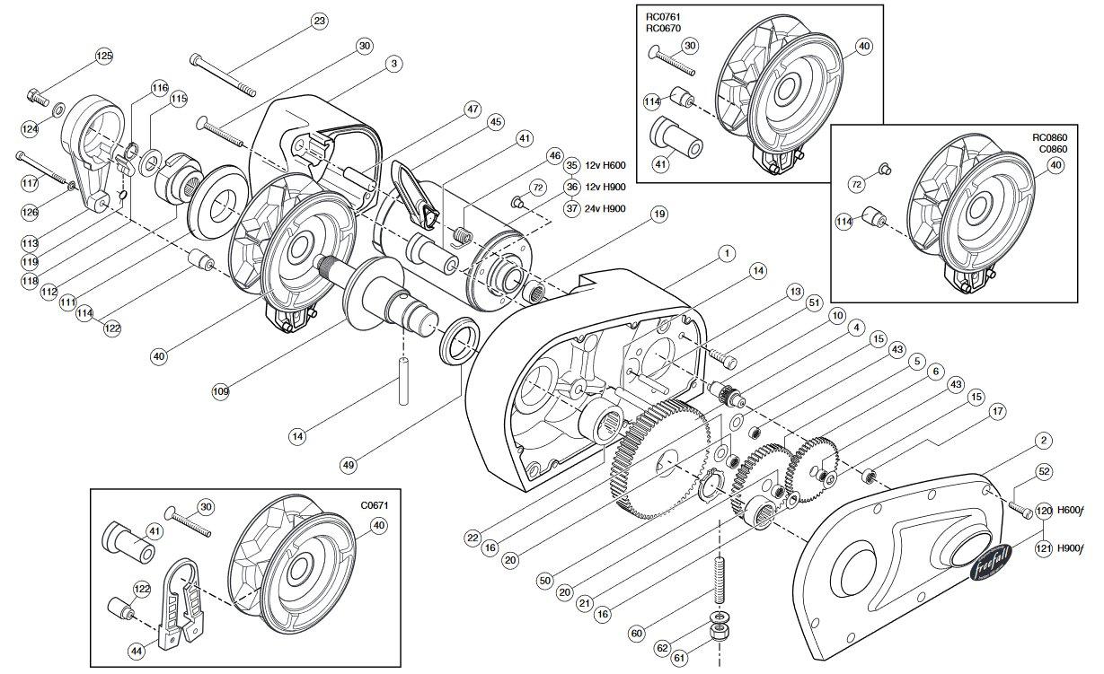 simpson lawrence windlass diagrams