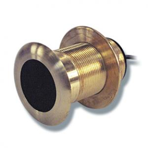 Airmar B117 50/200kHz Bronze Low Profile Depth/Temp - Navico Blue