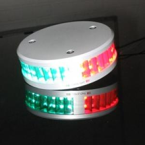 Lopolight 100-005 - 1NM LED Masthead Tri Color Light