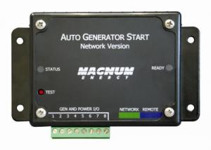 Magnum Automatic Generator  Start Module - Network