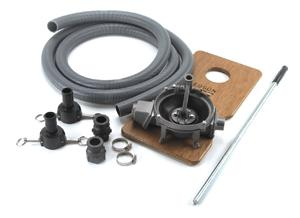 "Edson Emergency Pump Kit - 30 GPM - Aluminum - 1.5"" Hose"