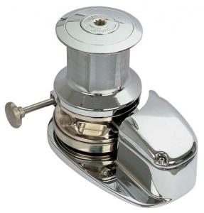 Lofrans Project 2000 Capstan Windlass - Chrome - 2000W - 24V