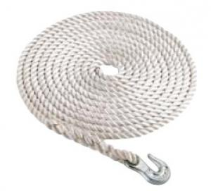 Imtra Anchor Snubber for 1/4in chain with 20ft of 1/2in 3-Strand Nylon line