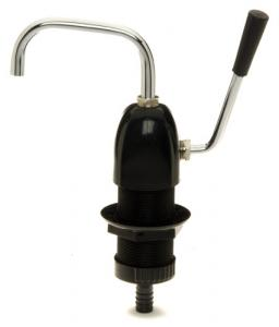 Fynspray WS-63 Rocker Type Pump - Black