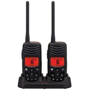 Standard Horizon HX100 Handheld VHF - Two Pack