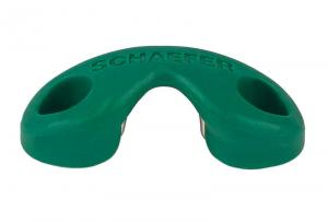 Schaefer Plastic Cam Fairlead (Green) works with 70-17