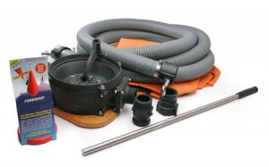"Edson Portable Emergency 30 GPM Pump Kit, 1-1/2"" Aluminum with Bag and Plug"
