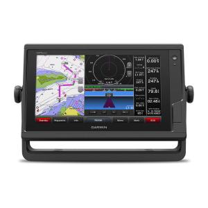 Garmin Includes: GPSMAP 942 with BlueChart g2 charts