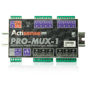 Actisense PRO-MUX-1 NMEA0183 Multiplexer-Screw Less