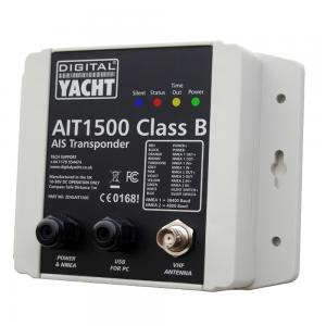 Digital Yacht AIT1500 Class B AIS w/ internal GPS Antenna