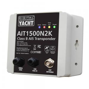 Digital Yacht AIT1500 Class B AIS w/ internal GPS Antenna - N2K