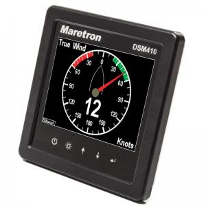 Maretron DSM410 High Bright Color Display - Black
